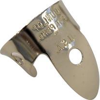"Dunlop 33P.018 Nickel Silver Finger & Thumbpicks, .018"", 5/"