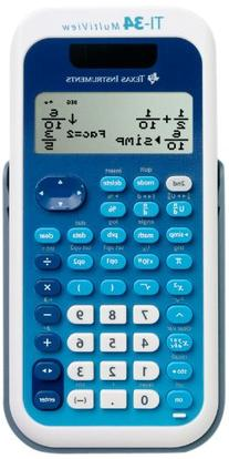 34 MultiView Scientific Calculator Bulk