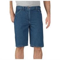 Dickies 34293, 11 Inch 6-Pocket Denim Short