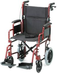 NOVA Medical Products 352 Lightweight Transport Chair with