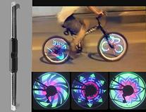 Pesp Waterproof 36 LED Colorful RGB 32 Pattern Bicycle Bike