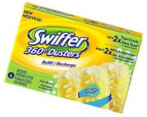 Swiffer 360 Duster Refill - Unscented - 6 ct