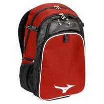 Mizuno 360184 Red / Black Vapor 2 Bat Pack Backpack Player