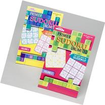 RGP 36110 Sudoku Premier Ppd 96 Page, Pack Of 36