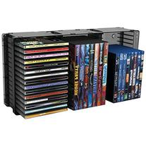Atlantic 36635731 Domino Disc Storage Module 45 CD/21 DVD,