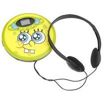 Spongebob Squarepants 37062 Personal CD Player