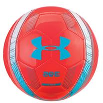 395 Soccer Ball, Afterburn with White Highlights, Size 4