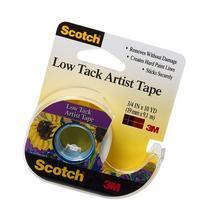 Scotch Artist Tape FA2020, 3/4 in x 10 yd Low Tack