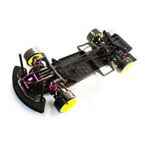 3Racing #3R/KIT-SAKURA-D3 Front Motor 1/10 4WD Touring Kit