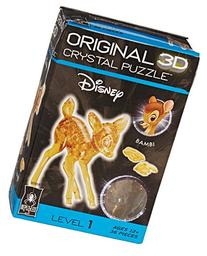 Original 3D Crystal Puzzle - Bambi