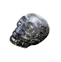 3D Crystal Puzzle - Skull Multi-Colored
