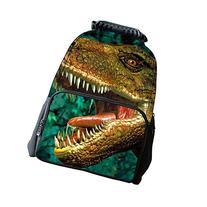 Enpi 3d Dinosaur Backpack 3d Deep Stereographic Felt Fabric