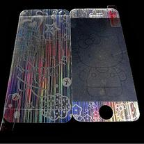 3D Kitty Anti-Glare Screen Protector for iPhone 5 - Retail