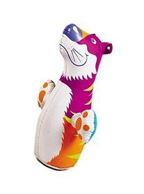 "38"" 3D Tiger Animal Big Time Toys Bop Bag  - Blow Up"
