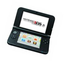 Nintendo 3DS XL Black/Black - Nintendo 3DS XL