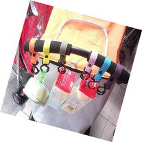 3pcs Plastic Baby Stroller Accessories Pram Pushchair Hanger