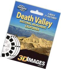 ViewMaster 3Reel Set - Death Valley - 21 3D Images