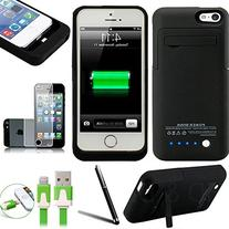 SQdeal 4 IN 1 Pack Protective Battery Charger Case Cover for