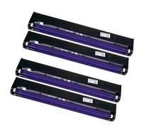 "4 AMERICAN DJ BLACK-24BLB 24"" UV Black Pro Blacklight Dorm"