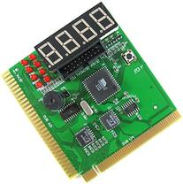 Optimal Shop 4 Digit PCI and ISA PC Computer Motherboard