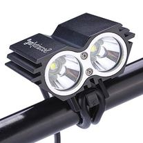 SecurityIng Waterproof 1200 Lumens XM-L U2 LED Bicycle Light