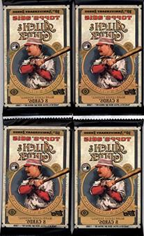 4  Packs - 2015 Topps Allen & Ginter Baseball Hobby Packs