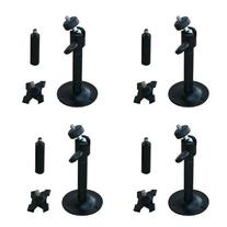 4 Security Camera Wall Ceiling Mounts, 2-6 inch Adjustable