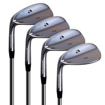 Pinemeadow Golf Men's Pre 4 Wedge Set, Right Hand, Steel,