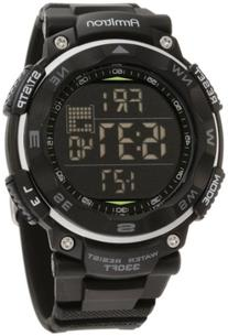 Armitron Sport Men's 40/8254BLK Black Digital Chronograph