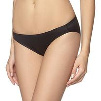 Maidenform 40046 Comfort Devotion Bikini Size 6, Black Body