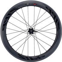 Zipp 404 Firecrest Carbon Road Wheel - Tubular Black, Rear,