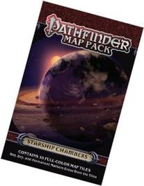 Paizo Publishing 4051 Pathfinder Map Pack, Starship Chambers