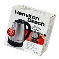 Hamilton Beach 40989e Stainless Steel Electric Cordless