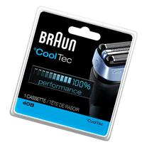 Braun 40B CoolTec Shavers Series Replacement Shaving Foil
