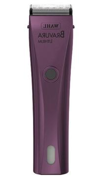 Wahl Professional Animal Bravura Lithium Purple Clipper #