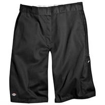Dickies 42283BK, 13 Inch Multi-Use Pocket Work Short
