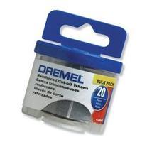 Dremel 426B Reinforced Cut-Off Wheels - 20pcs