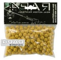 .43 Caliber Plastic BBs   - paintballs
