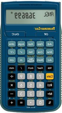 Calculated Industries 4400 Tradesman Calc Trades Math and