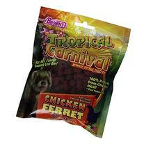 F.M.Browns 44737 Tropical Carnival Chicken Jerky Style