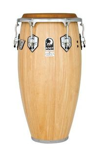 Toca 4612-1/2NW Custom Deluxe Wood Tumba - Natural Wood
