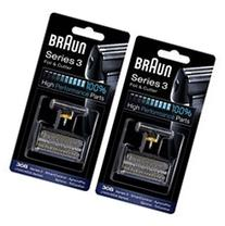 Braun 4700CP Foil and Cutter Combination, 2 Pack