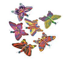 Butterfly Foam Gliders