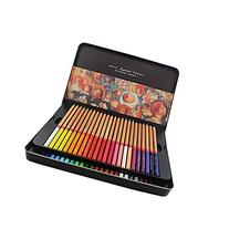 48-color Premium Oil-based Colored Pencils - Huhuhero