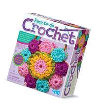 4M Easy-To-Do Crochet Kit