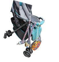 4PCS Baby Bottle Toys Strap Belt Holders For Highchair