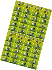 Loopacell 4LR44 PX28A 6 Volt Alkaline Battery, PX28ABPK X 40