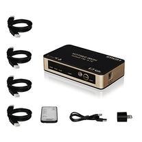 Portta 4PET0301SCH4 HDMI Switch / Switcher 3 Port 3x1 v1.4