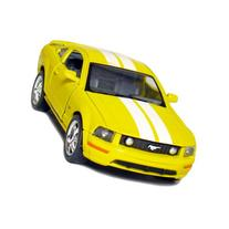 """5"""" 2006 Ford Mustang GT with Stripes 1:38 Scale"""