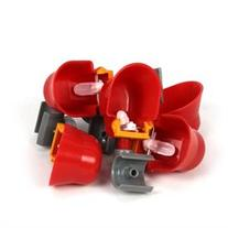 5 Automatic Water Drinker Cup Mount Float Chicken Poultry